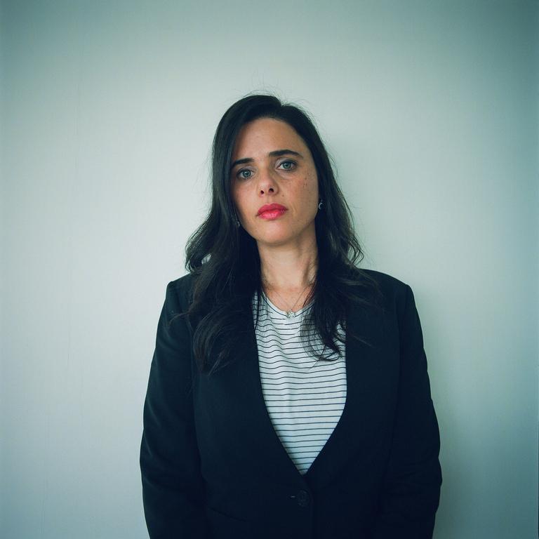 Ayelet Shaked For Le Monde (2)