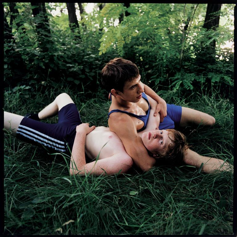 Dima and Sergey, Ukraine 2006