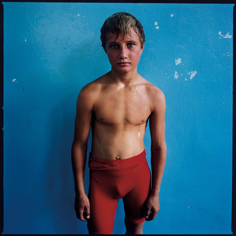 Red Faced Boy, Ukraine 2006