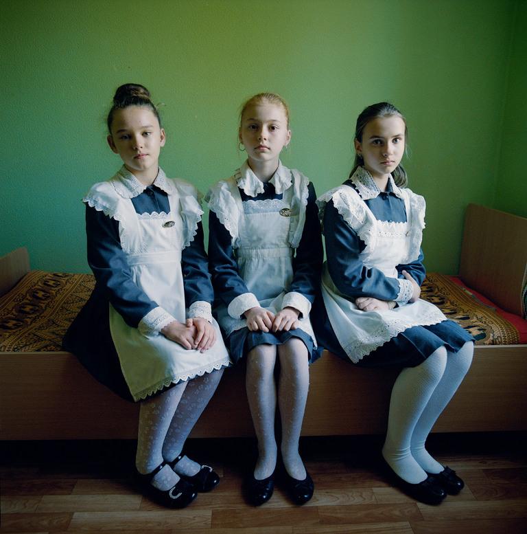 Aleira and  friends, Ukraine 2015