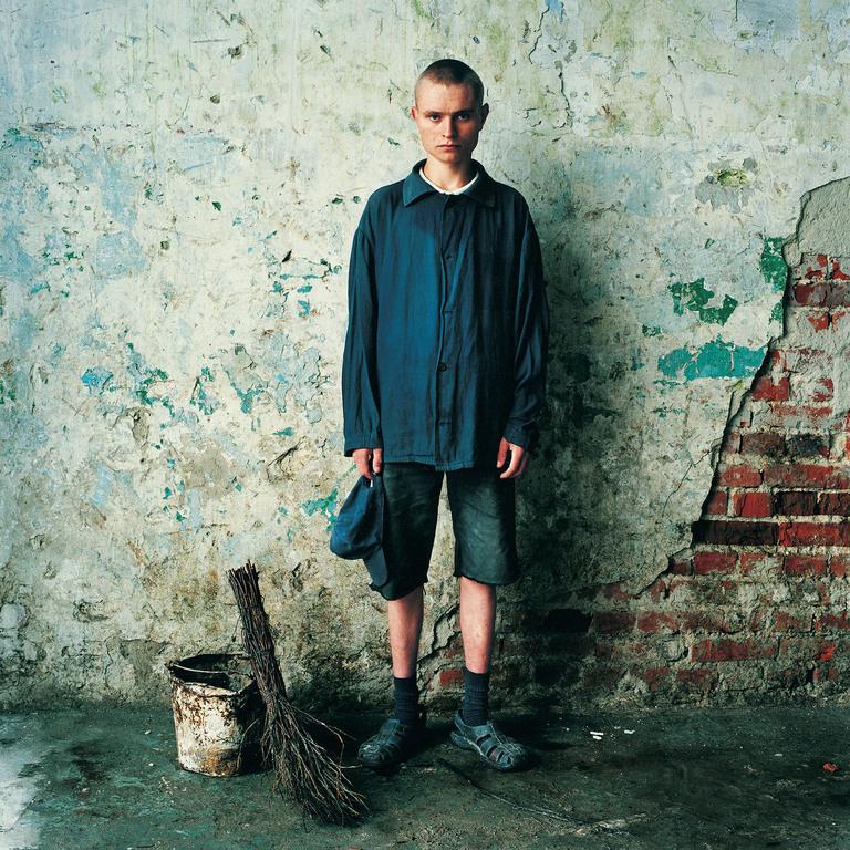 Fyodor, Sentenced for Theft, Juvenile Prison for Boys, Ukraine 2010