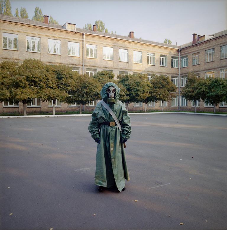 Gas Mask, Ukraine