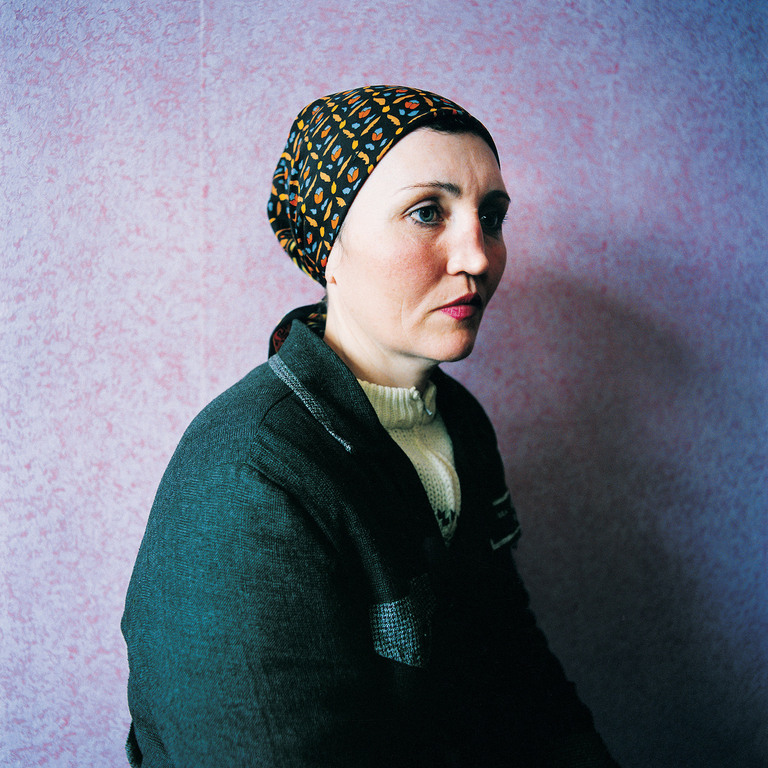 Ira, Sentenced for Theft, Women's Prison, Ukraine 2009