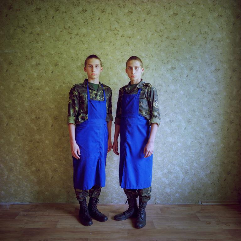 Kyril and Losha,Ukraine 2017