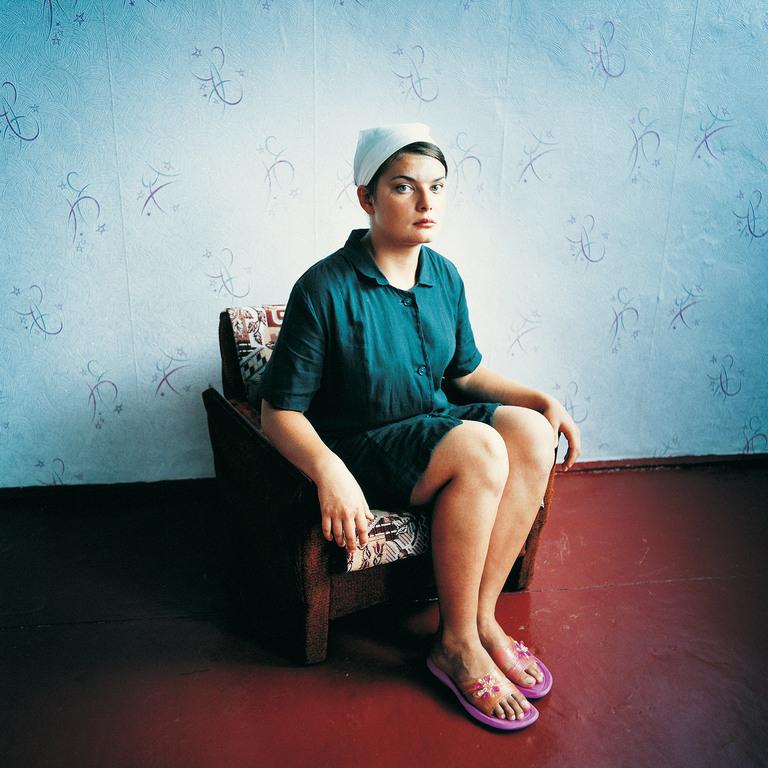 Marina, Sentenced for Violence, Juvenile prison for girls, Ukraine 2009