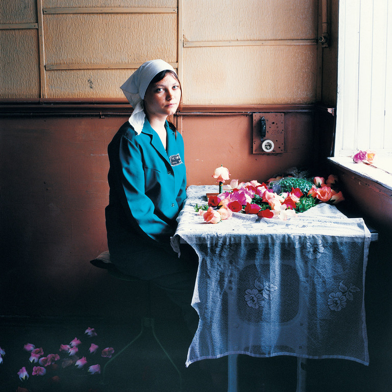 Nadia, Sentenced for Narcotics , Women's Prison, Ukraine 2010