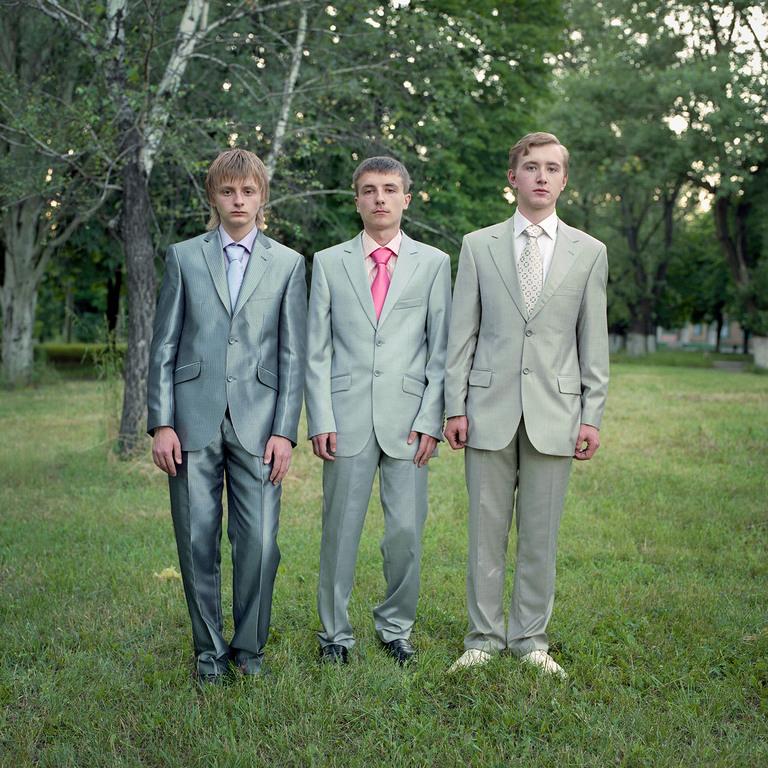 Nikolay, Denis and Sergey, Ukraine 2008