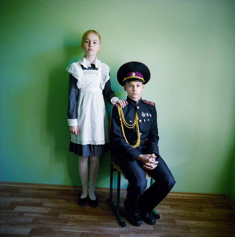 Pavel and Aleira, Ukraine 2015