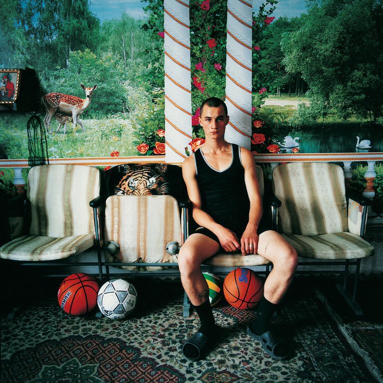 Sasha, Sentenced for Murder, Juvenile Prison for Boys, Ukraine 2010