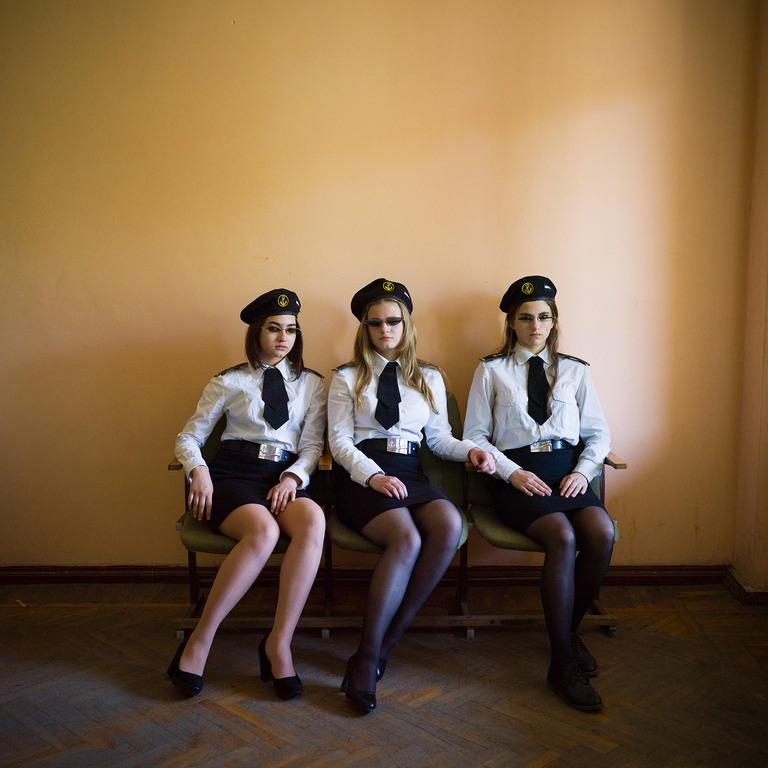 Three Cadets, Ukraine 2018