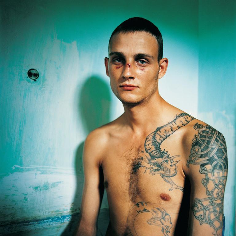 Vania, Sentenced for Murder , Men's prison, Ukraine 2010