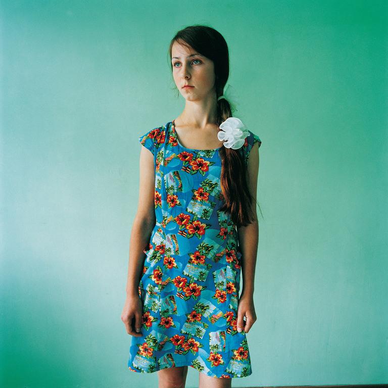 Yana_Sentenced for Theft, Juvenile Prison for Girls, Ukraine 2009