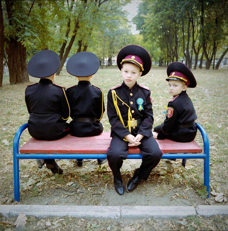 Young Cadets, Ukraine 2015