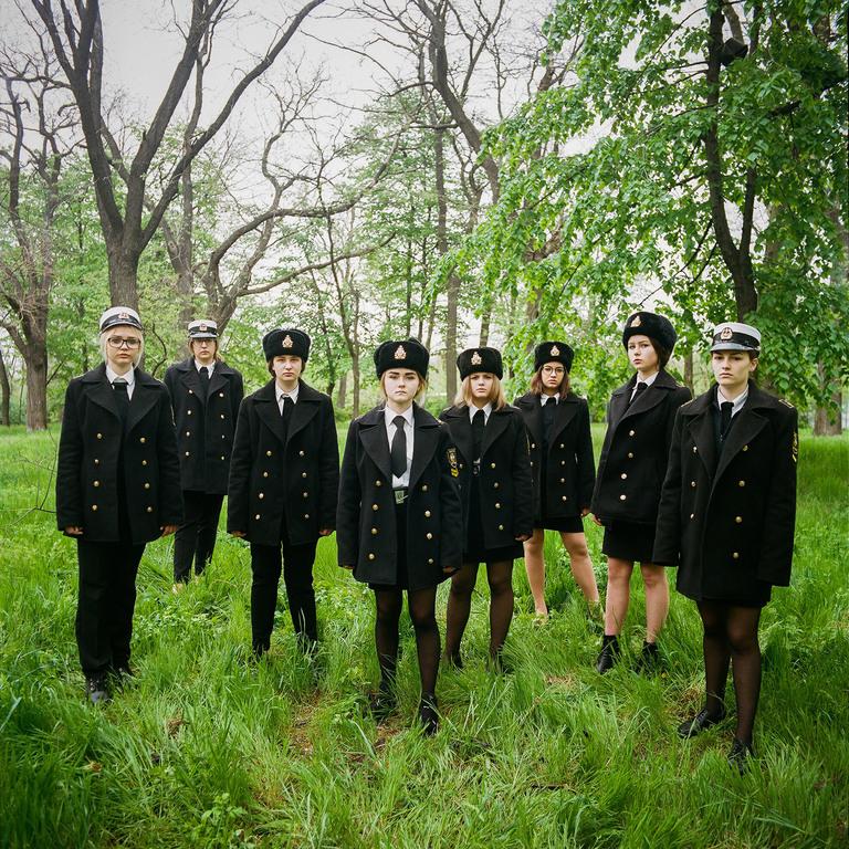 Young Cadets_ Ukraine 2018