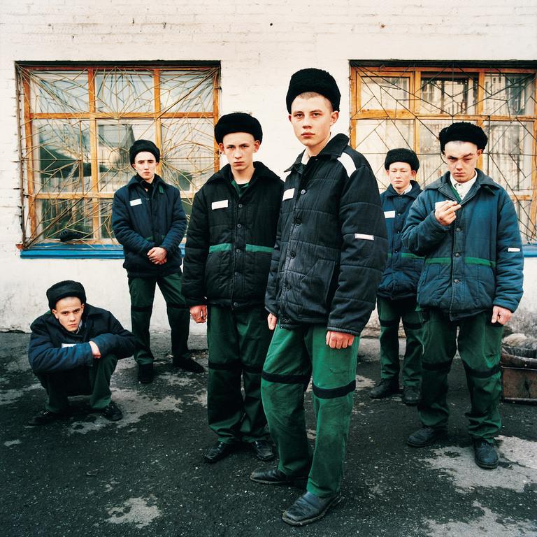 Young Prisoners, Juvenile Prison for Boys, Russia 2009