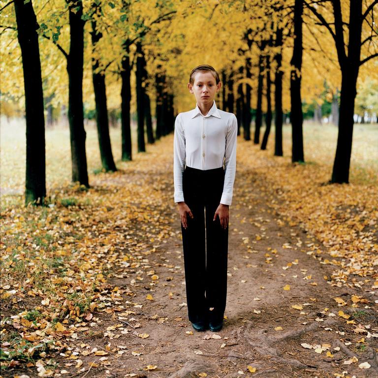Sasha, Russia 2003