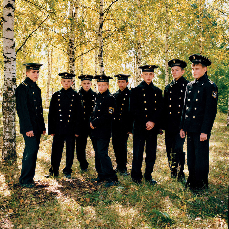 Young Cadets, Russia 2004
